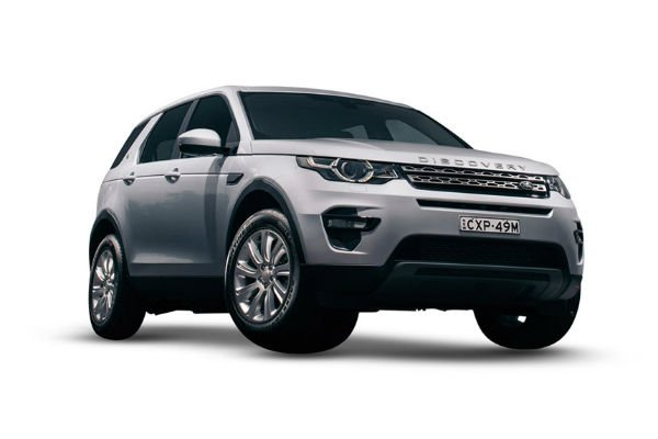 2018 Land Rover Discovery Ssport TD4 SE