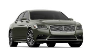 2018 Lincoln Continental HP