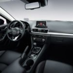 2018 Mazda 3 Interior