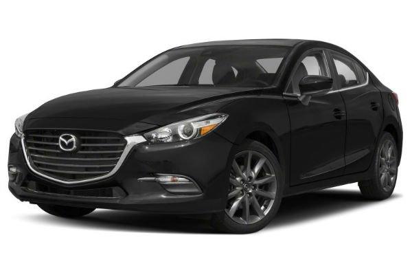 2018 Mazda 3 Touring