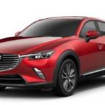 2018 Mazda CX 3 Colors