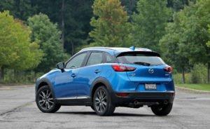 2018 Mazda CX-3 Model