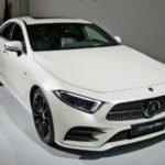 2018 Mercedes Benz CLS 450