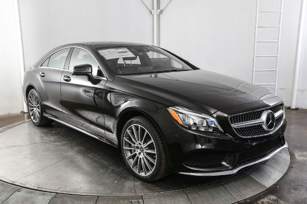 2018 Mercedes Benz CLS Coupe