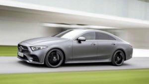 2018 Mercedes Benz CLS Model