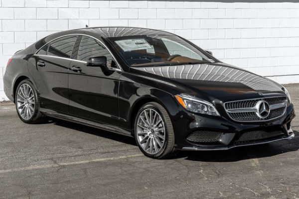 2018 Mercedes Benz CLS550