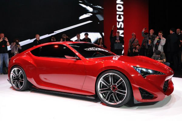 2018 Scion FRS Model