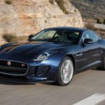 Jaguar F-Type 2018 Dark Blue