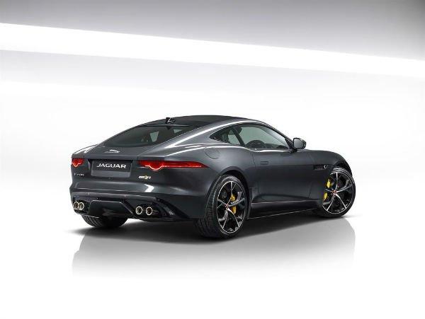 Jaguar F-Type 2018 Grey