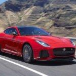 Jaguar F-Type 2018 Red