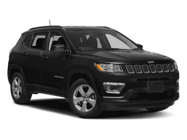 Jeep Compass 2018 Black