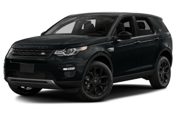 Land Rover Discovery Sport 2018 Black