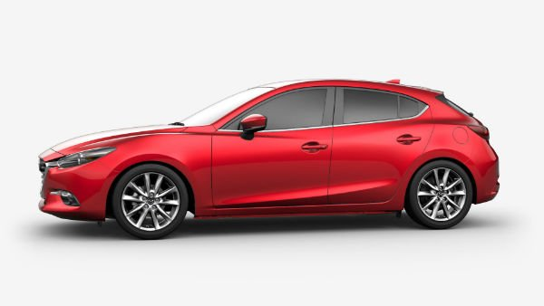 Mazda 3 2018 Hatchback