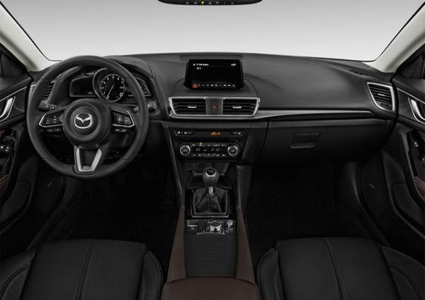 Mazda 3 2018 Interior