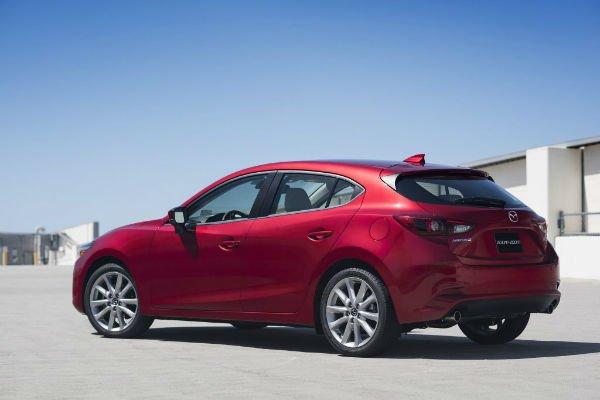 Mazda 3 2018 Mexico