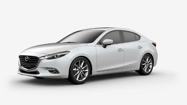 Mazda 3 2018 Sedan