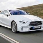Mercedes Benz CLS 2018