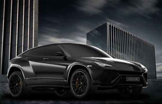 2018 Lamborghini Urus Black
