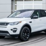 2018 Land Rover Discovery White