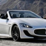 2018 Maserati GT Convertible