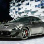 2018 Maserati GT MC