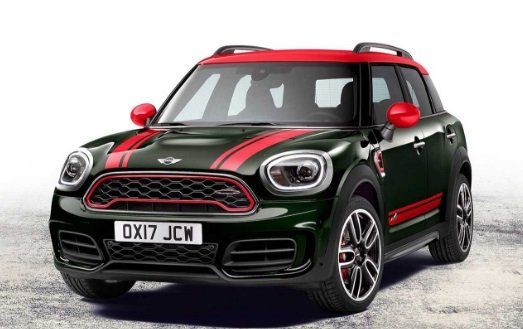 2018 Mini Countryman JCW