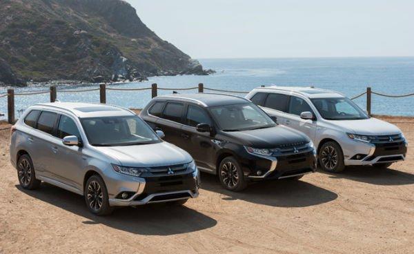 2018 Mitsubishi Outlander PHEV Range