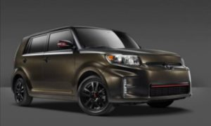 2018 Scion XB Model