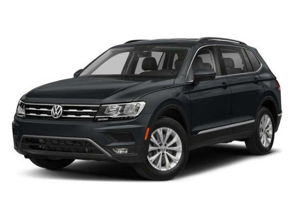 2018 Volkswagen Tiguan Black