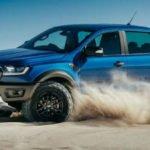 2020 Ford Ranger Australia