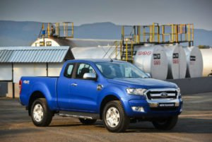 2020 Ford Ranger Pickup