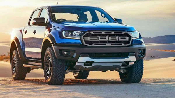 2020 Ford Ranger Raptor