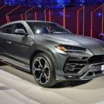 Lamborghini Urus 2018 Grey
