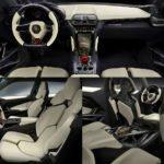 Lamborghini Urus 2018 Inside
