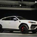 Lamborghini Urus 2018 White