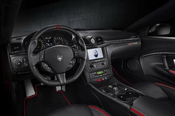 Maserati GT 2018 Interior