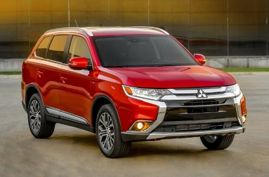Mitsubishi Outlander 2018 India