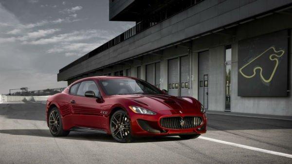 New Maserati GT 2018