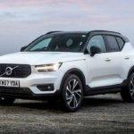 New Volvo XC40 2018