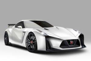 Nissan GTR r36 Concept 2020