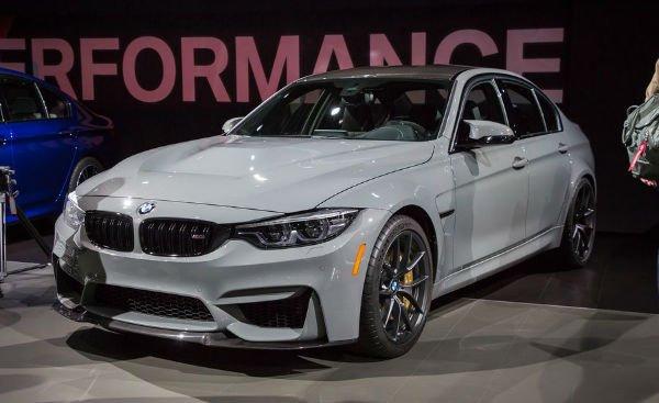 2020 BMW M3 AWD