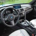 2020 BMW M3 Interior