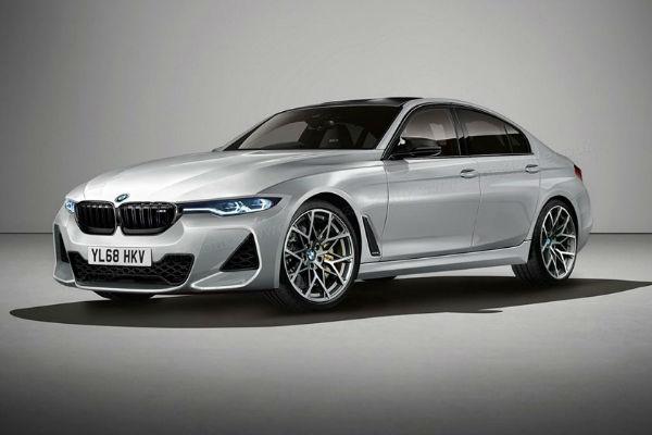 2020 BMW M3 g80