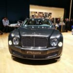 2020 Bentley Mulsanne Facelift