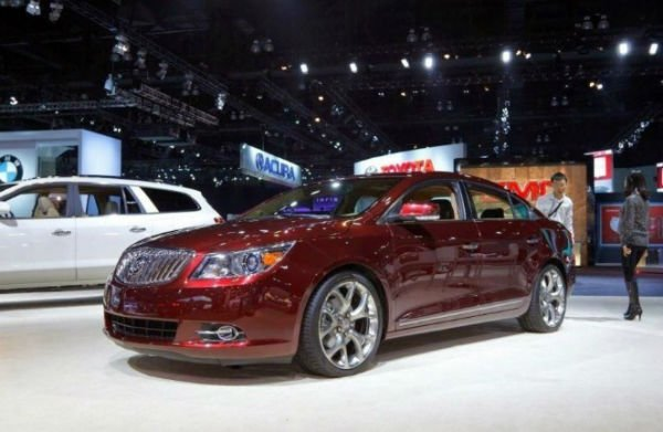 2020 Buick LaCrosse Refresh