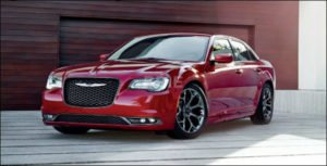 2020 Chrysler 300 Model