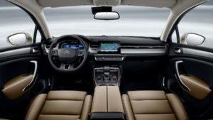 2020 Citroen C5 Interior