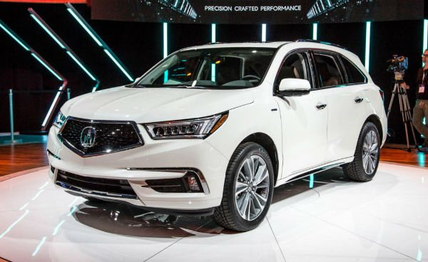 2020 Acura RDX Hybrid, Colors, V6 >> 2020 Acura Rdx Hybrid Colors V6 Upcoming New Car Release 2020
