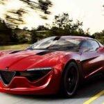 Alfa Romeo 6c 2017