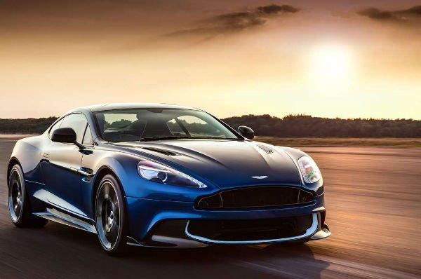 Aston Martin Vanquish 2018